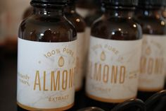 Pure Almond Extract