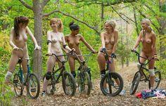 bike girls : Photo