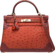 62979102619e 19 Best Hermes Ostrich Bags images | Hermes bags, Hermes handbags ...