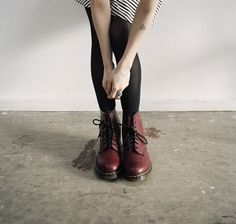 Doc Martens brown