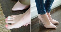 20 trucos excelentes que harán que no vuelvas a usar tus zapatos de la misma manera - Por qué no se me ocurrió antes