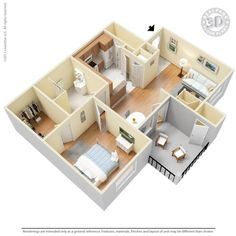 1, 2 And 3 Bedroom Apartments in McKinney, TX