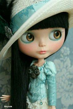 Blythe -Hat