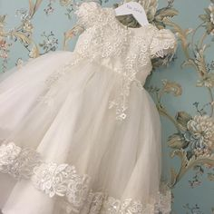 May be considered for blessing and christening gown