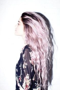 Need to Know: Maintaining Pastel Hair Color