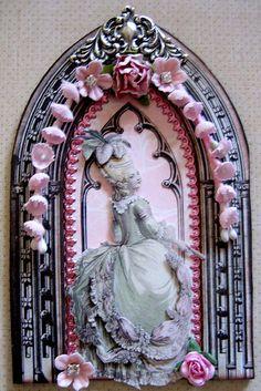 Arches, Marie Antoinette