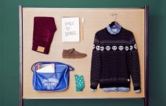 TIME TO STUDY - Pin it to win it competition ORIGINALS by JACK & JONES