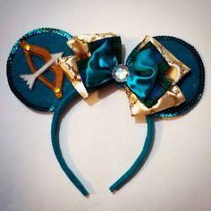 Merida Custom Made Minnie Mouse Ears