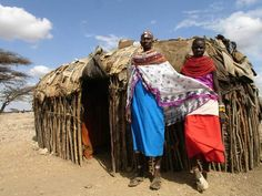 Maasai of Kenya