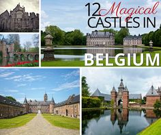 Belgium is a country known for its stunning architecture. Today we share our top 12 most magical castles to visit in Flanders and Wallonia.