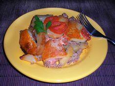 Musaca+de+cartofi+cu+carne+tocata+la+cuptor Healthy Recepies, Turkey, Meat, Pork, Turkey Country