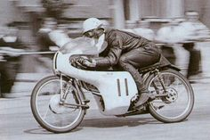 62 Isle of Man TT - Dan Shorey, Kreidler. 50cc
