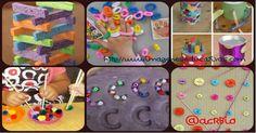 Nuevos Juegos y Actividades para estimular y trabajar la motricidad en infantil y preescolar