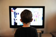 wpływ telewizji na mowę