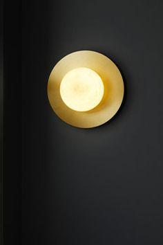 Lampe murale Lampe Tissu Beige vraiment-Laiton Travail Manuel chambre salon