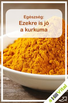 Health, Turmeric, Health Care, Healthy, Salud