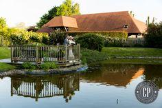 Wedding at The Old Kent Barn » Kent wedding photographer | Craig Prentis Photography