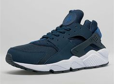 Nike Air Huarache (Obsidian Blue/White) post image