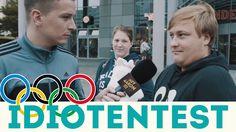 IDIOTENTEST - Olympia Special