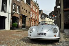 Porsche 356 Convertible speedster.