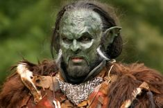 How to get an orcish costume easy