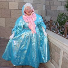 Meet Fairy Godmother