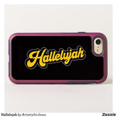 Hallelujah OtterBox iPhone Case