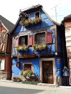 Nidermorschwihr - Haut-Rhin, Alsace, France