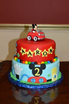 mickey mouse cakes - Google Search