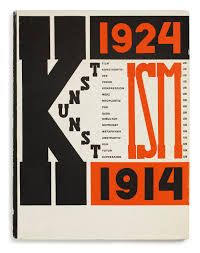 Resultado de imagen de obras lissitzky