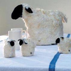 Lamb Egg Cosy