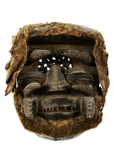 african mask essay