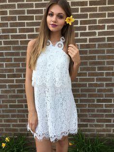 Dream Catcher Lace Dress #drea #dream-catcher #swoon-boutique