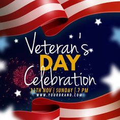 Customize this design with your video, photos and text. Easy to use online tools with thousands of stock photos, clipart and effects. Free downloads, great for printing and sharing online. Instagram Post. Tags: happy veteran's day, memorial day, veteran's day, veteran's day celebration, video instagram post, Memorial Day, Veteran's Day , Memorial Day