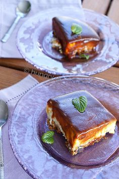 Dessert with Caramel Frosting, Dessert with Caramel Frosting Recipes, Butterscotch Sauce Recipe Greek Sweets, Greek Desserts, Pudding Desserts, Summer Desserts, Greek Recipes, Desert Recipes, Butterscotch Sauce Recipes, Easy Sweets, Caramel Frosting