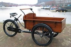 Workcycle trike S