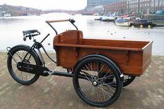 Workcycle trike S