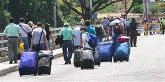 En tres meses, once millones de venezolanos pasaron frontera