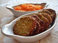 Ma Cuisine Végétalienne: Galettes, pommes de terre, brocoli, noisette (Vegan)
