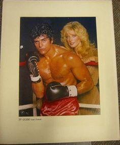 Tv Guide Cover Print-erik Estrada/morgan Fairchild-box from $160.0