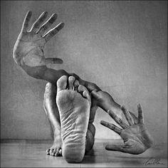 Os corpos escultóricos de Louis Blanc | Centro de Fotografia ESPM-Sul
