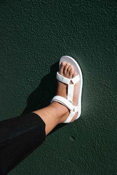 0bbc860e5f Wayfarer, Rust | wardrobe inspiration | Sandals outfit, Fashion a Sensible  shoes