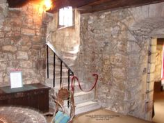 Image detail for -hunterston castle interior photo 2006 by marian aelick see