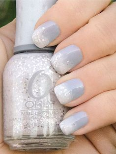 ORLY Ombre nails