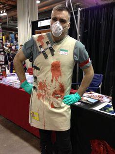 Dr. Zed (Borderlands) cosplay