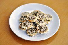 Zimtschnecken - Plätzchen, ein leckeres Rezept aus der Kategorie Kekse & Plätzchen. Bewertungen: 205. Durchschnitt: Ø 4,5.