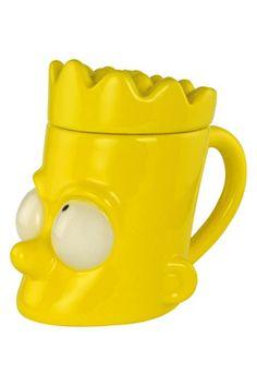 Simpsons Mug Bart 3D