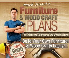 Furniture and Woodcraft Plans