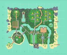 Imaginary Maps, Map Layout, Island Map, Island Design, Animal Crossing, Awesome, Happy, House, Animals