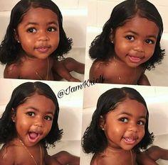 Too cute! Too cute! Cute Mixed Babies, Cute Black Babies, Black Baby Girls, Beautiful Black Babies, Cute Baby Girl, Brown Babies, Beautiful Children, Baby Love, Cute Babies